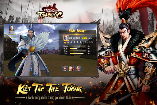 Tuyu1ec7t u0110u1ec9nh Tam Quu1ed1c - Tuyet Dinh Tam Quoc 1.0.52 screenshots 3