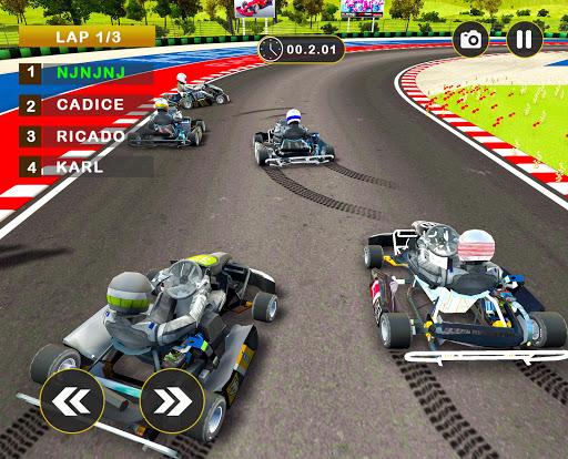 Ultimate Go Kart Racing Games 2021 : Kart Valley 1.0.1 screenshots 9
