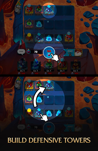 Random Clash - Epic fantasy strategy mobile games  screenshots 9