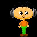 Kinder Audio-Player