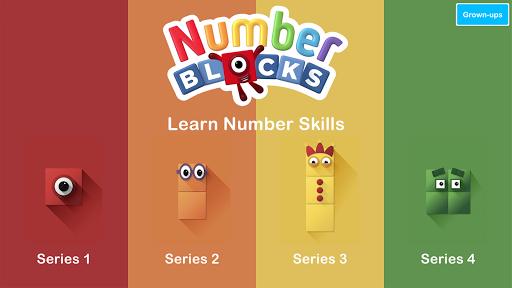 Numberblocks: Watch and Learn  Screenshots 1
