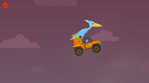 Dinosaur Guard - Jurassic! Driving Games for kids  screenshots 3