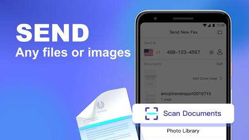 Fax - Free Fax App, Send Fax from Phone for Free 1.1.1 screenshots 2