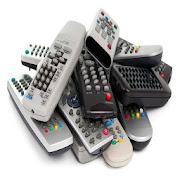 Ac Tv SetTopBox Camera Projector - Remote Control