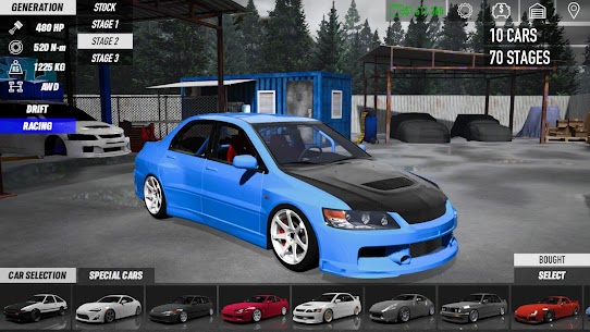 Touge Drift & Racing Mod Android 1
