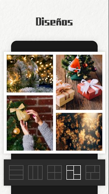 Screenshot 3 de Photo Collage Maker para android