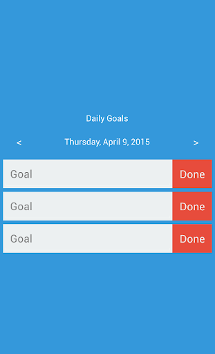 Daily Goals For PC Windows (7, 8, 10, 10X) & Mac Computer Image Number- 6