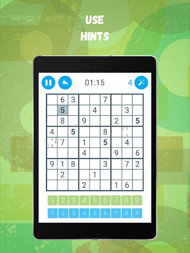 Sudoku: Train your brain screenshots 8
