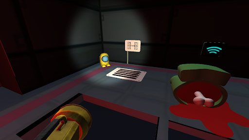 Imposter 3D Online Horror  screenshots 13