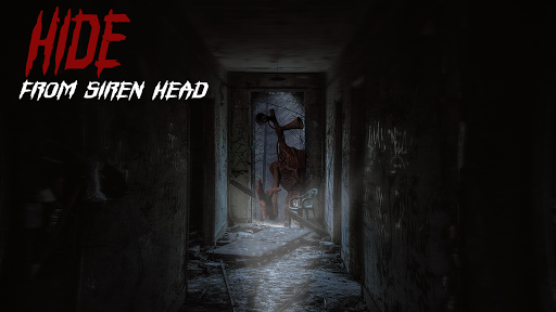 Scary Siren Head:Horror Monster Escape screenshots 1