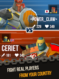 Duels: Epic Fighting PVP Games Mod Apk (No Ads) 9
