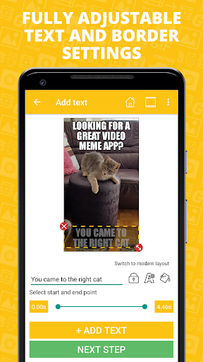 Video & GIF Memes android2mod screenshots 13