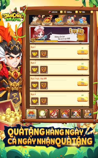 Du00e2n Chu01a1i Tam Quu1ed1c - Dan Choi Tam Quoc  screenshots 14