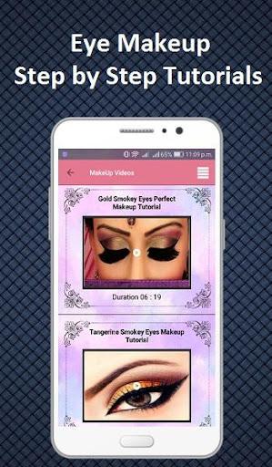Best Makeup Videos 2020 : Step by Step Tutorials 1.0.4 Screenshots 2