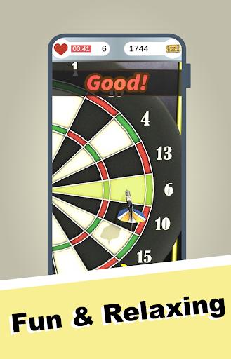 (JAPAN ONLY) Throwing the Darts - Darts Game 1.513 screenshots 2