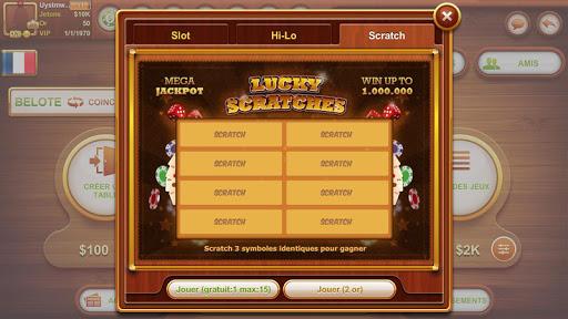 Coinche & Belote 11.0.72 screenshots 4