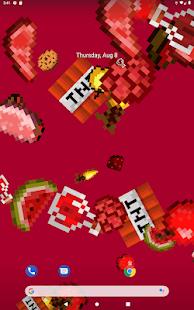 Pixels Live Wallpaper