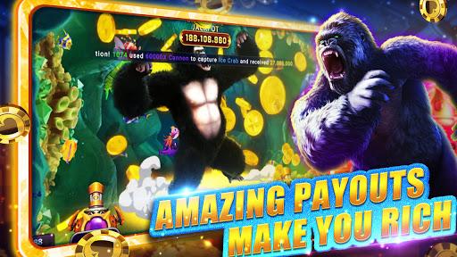 Coin Gush - New Fishing Arcade Game modavailable screenshots 12