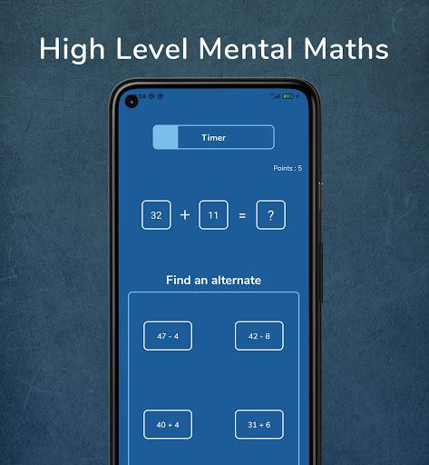 Mental Calculation speed : Calculation Training  screenshots 5