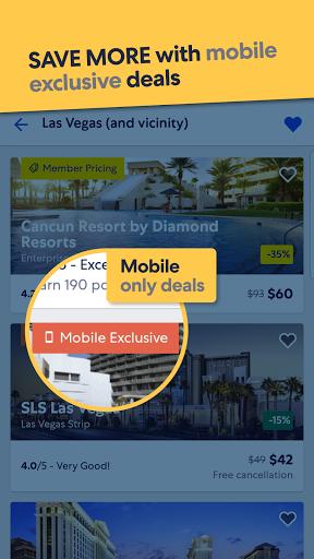 Expedia Hotel, Flight & Car Rental Travel Deals screenshots 4