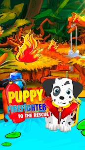 A Dog Patrol jump to the rescue Hack Game Android & iOS 5