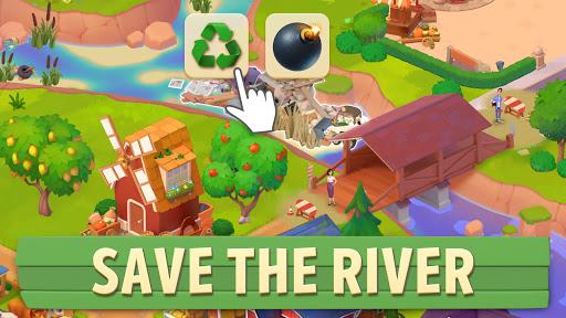 Riverside: Awesome Farm  screenshots 4