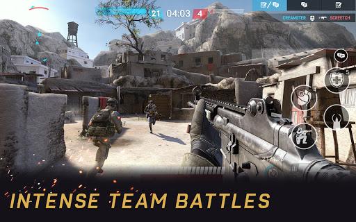 Warface: Global Operations – Shooting game (FPS) modiapk screenshots 1