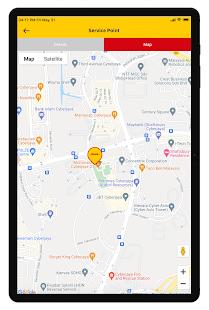 DHL Express Mobile 2.6.0 Screenshots 11