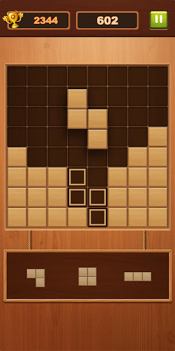 Wood Block Puzzle - Classic Puzzle Game 1.6 screenshots 1