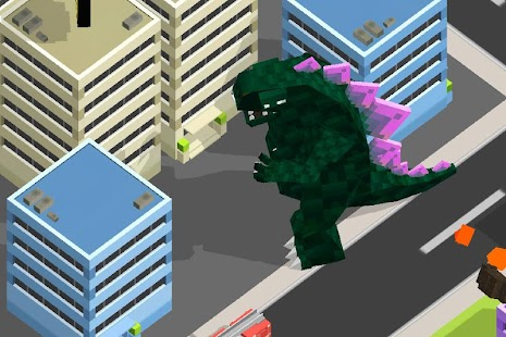 Smashy City X Ultraman - Monster Game Screenshot