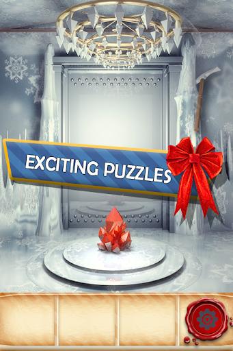 100 Doors Seasons: Christmas Games. New Year 2021 apkslow screenshots 3