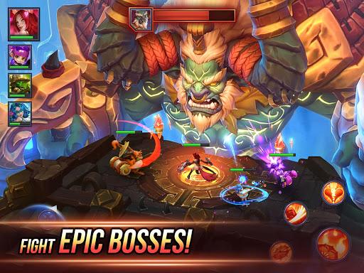 Dungeon Hunter Champions: Epic Online Action RPG 1.8.34 screenshots 4