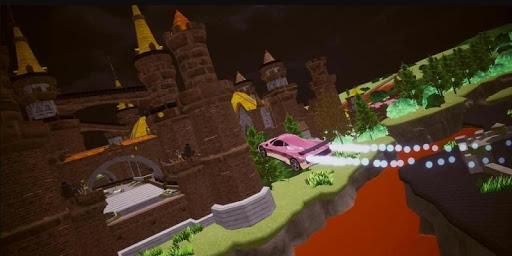 Rush: Extreme Racing Multiplayer Drift game  screenshots 2