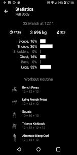 Dumbbell Home Workout Mod Apk [PREMIUM] Download 6