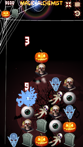 Magic Alchemist Halloween apkdebit screenshots 7