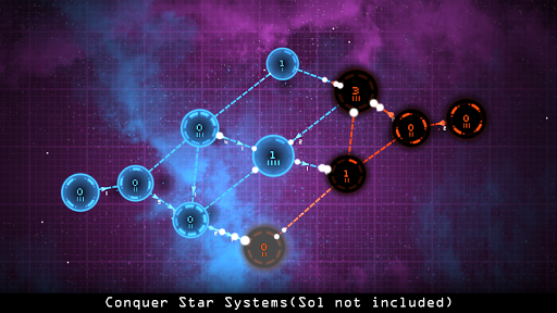 Little Stars 2.0 - Sci-fi Strategy Game  screenshots 3