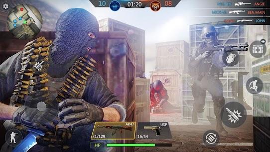 FPS Online Strike – Multiplayer PVP Shooter Mod Apk 1.1.40 4