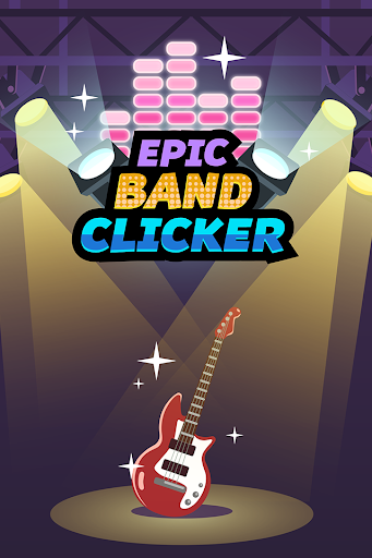 Epic Band Clicker - Rock Star Music Game  Paidproapk.com 4