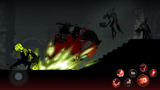 Shadow Knight MOD APK (God Mode) free on Android 7