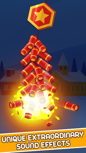 Diwali Firecrackers Simulator- Diwali Games  screenshots 5