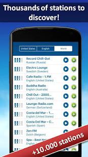 Radio FM ! 4.1.4 Screenshots 2