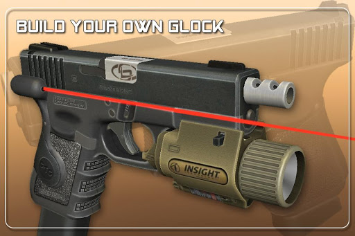 "Glockmeister's ""Build-A-GLOCK"" For PC Windows (7, 8, 10, 10X) & Mac Computer Image Number- 6"