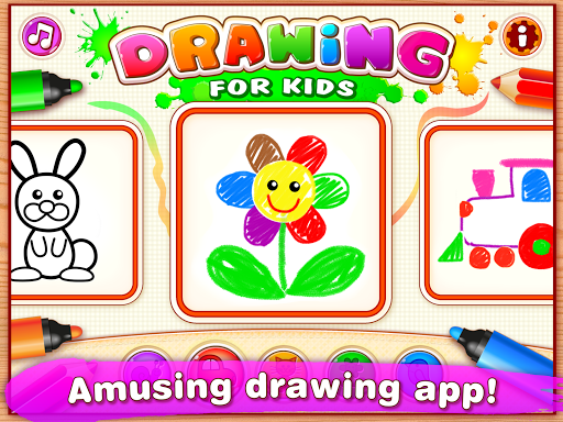 Drawing for Kids Learning Games for Toddlers age 3 screenshots 6