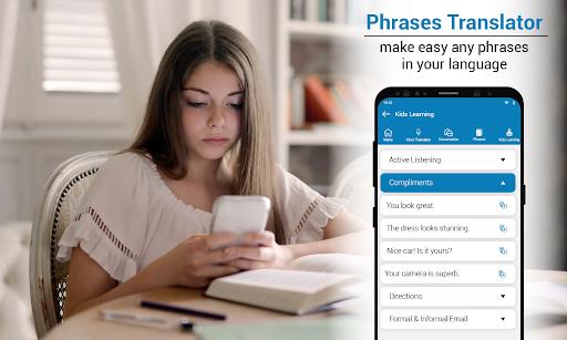 Translator All Voice Language Translate modavailable screenshots 4