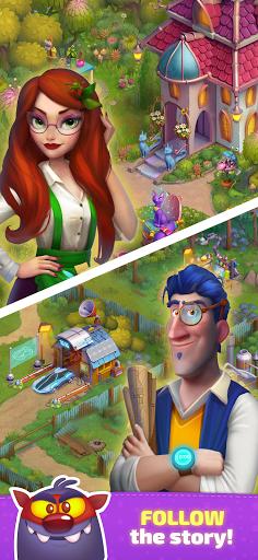 Mergenton Stories: The Town full of Mysteries  screenshots 7