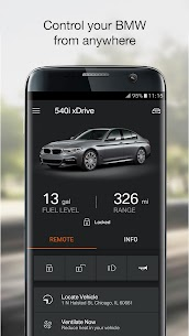 BMW Connected 6.5.0.6411 MOD + APK + DATA Download 1
