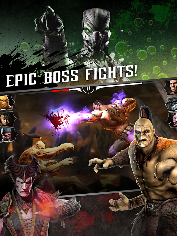 MORTAL KOMBAT: The Ultimate Fighting Game!  poster 9