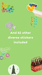 Candy Camera - Sticker Pack 1