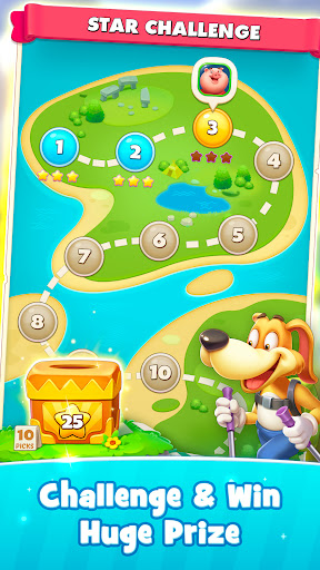 Solitaire TriPeaks Happy Land - Free Card Game  screenshots 6