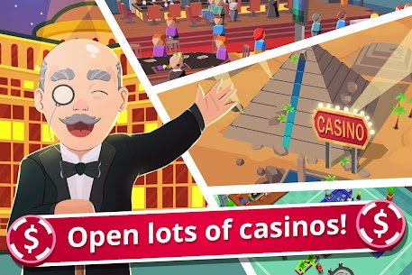 Idle Casino Manager Mod Apk- Business Tycoon Simulator (Free Upgrade) 2